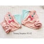 Tudung Shopkins (Pink + Biru) 112-02