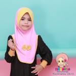 Marshmallow (Baby Pink + Mustard) 166-01