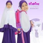 Telekung DiaDina (White Rarity) 120-12