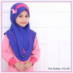 The Button (Blue/Pink) 142-09