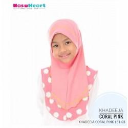 Khadeeja (Coral Pink) 161-03