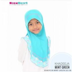Khadeeja (Mint Green) 161-06