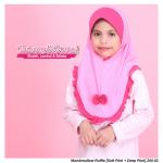 Marshmallow Ruffle [Soft Pink + Deep Pink] 200-02