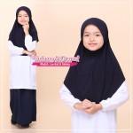 Factory Reject | Tudung Sekolah Rejek Kilang Grade AAA Biru Gelap R518-07