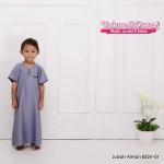 Factory Reject| Jubah Aiman (Kelabu) 8324-01