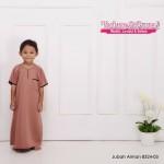 Factory Reject  Jubah Aiman (Coklat) 8324-03