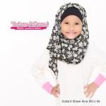 Instant Shawl Aina 8911-06