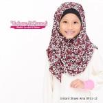 Instant Shawl Aina 8911-12