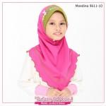 Meedina (Pink + Hijau) 9611-10