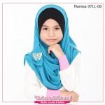Instant Shawl Marissa (Biru) 9711-08