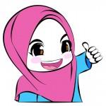 Mascot TudungSiComel